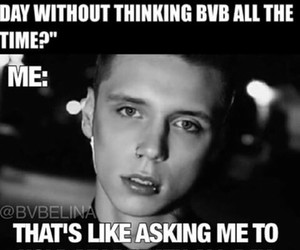 andy biersack and bvb army image
