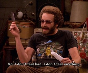 that 70s show, text, and steven hyde image