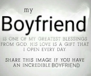 boyfriend, gift, and god image