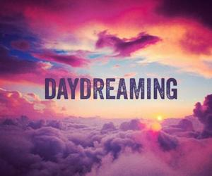 Dream, daydreaming, and sky image