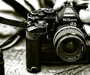 photography, camera, and nikon image