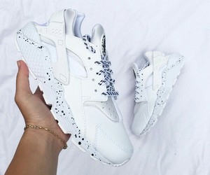 huarache, nike, and sneakers image