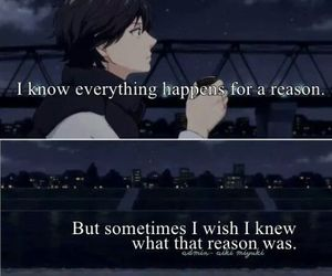 anime, ao haru ride, and quotes image