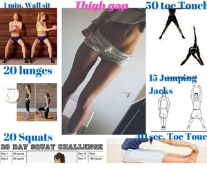 fitness, health, and fitspo image