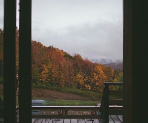autumn, relax, and home image
