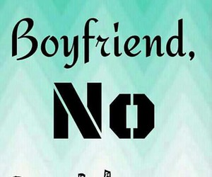 boyfriend, problem, and no image