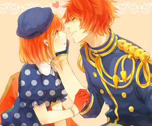 anime, uta no prince sama, and couple image