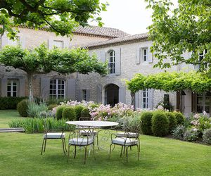 france, french, and garden image