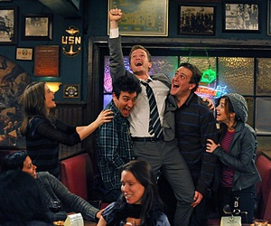himym, how i met your mother, and robin image