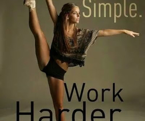 dance, motivation, and fitness image