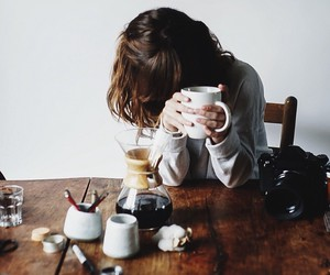 coffee, morning, and photography image