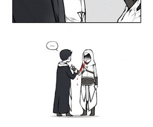 assassin's creed, altair, and altmal image