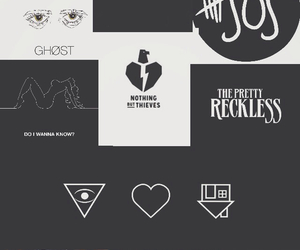 arctic monkeys, iphone, and marina and the diamonds image