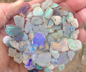 colors, crystals, and stones image