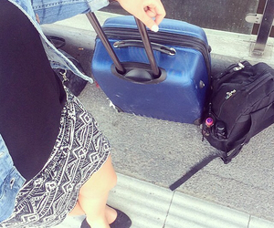bags, outfit, and sweden image