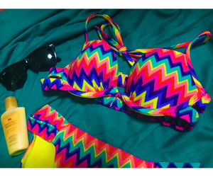 aerie, colorful, and summer image
