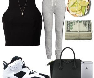 apple, bag, and shoes image