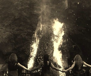 witch and witchcraft image
