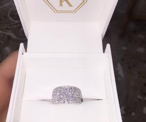 bijoux, diamond, and jewelry image