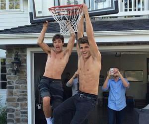 Basketball, boys, and sexi image