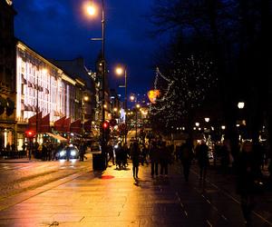 christmas, city, and oslo image