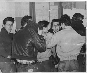 50s, arrested, and greaser image