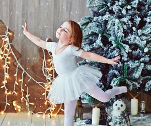 angel, ballet, and children image