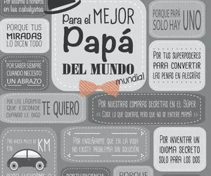 dia del padre and el mejor papá image