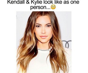 Kendall, kardashian, and kylie jenner image