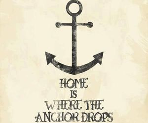 anchor and home image