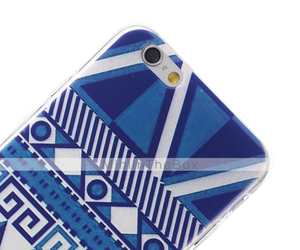 blue, iphone, and case image