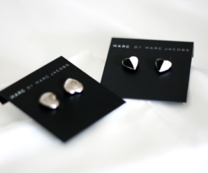 earrings, fashion, and marc jacobs image