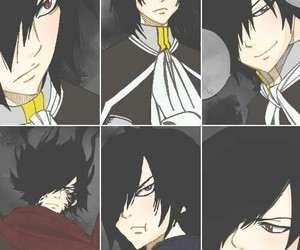 fairy tail, anime, and sabertooth image