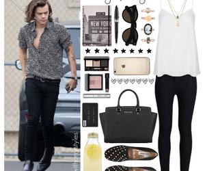 fashion, 1d, and hazza image
