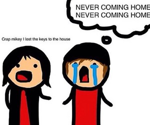 my chemical romance, funny, and gerard way image