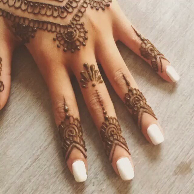 50 Images About Henna On We Heart It See More About Henna Tattoo