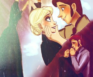 disney princess, frozen, and disney queen image
