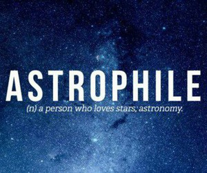 stars, astronomy, and astrophile image