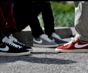 nike and blazer image