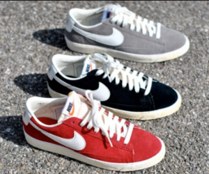 blazer, low, and nike image