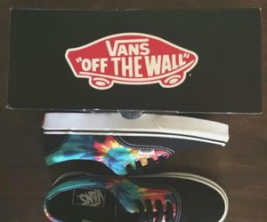 vans, shoes, and hipster image