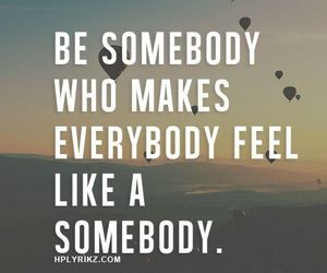 quotes, somebody, and life image