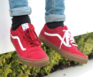 fashion, vans, and old skool image