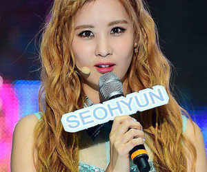 snsd, seohyun, and party image