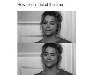 sad, cry, and pll image