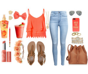 crop, heels, and hipster image