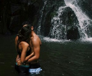 couples, summer, and tumblr image