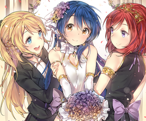 anime, kawaii, and love live image