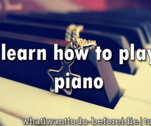 before i die, dreams, and music image