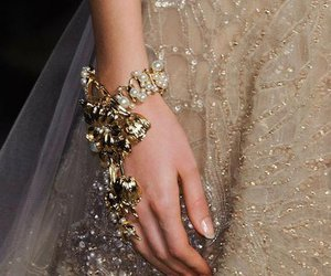 fashion, elie saab, and Couture image